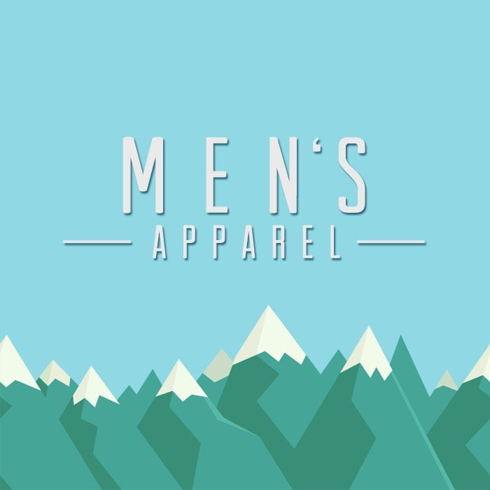 Men's Apparel Category
