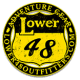 Lower 48 Outfitters Header Logo