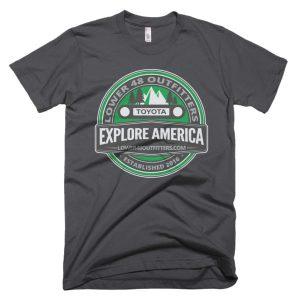 Explore America Toyota Shirt
