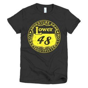Lower 48 Adventure Gear Shirt