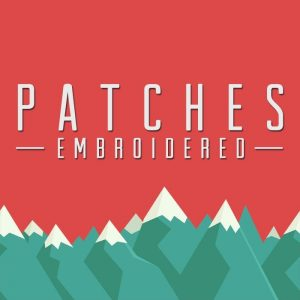 Embroidered Patches Category