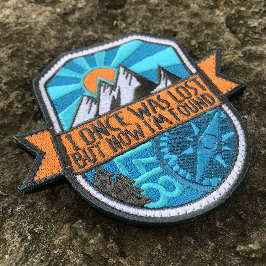 Lost and Found Spring Mountains Outdoors Patch