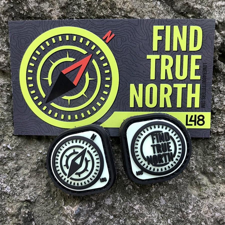 Find True North Ranger Eye Patch Set