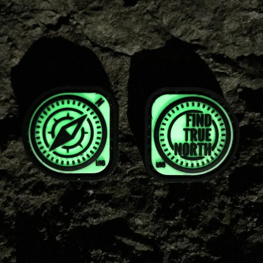Find True North Glow In The Dark Ranger Eye Patch
