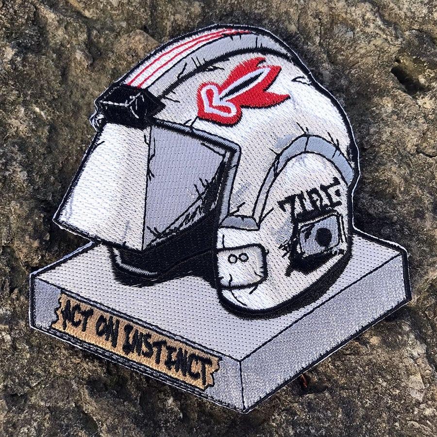 Act On Instinct Helmet Patch