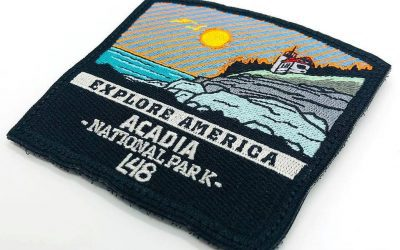 One for the Northeast folks. Acadia National Park patches available now.  . . . . . #Acadia #AcadiaNationalPark #ExploreAmerica #MoralePatch #CollectiblePatch #PatchDrop #Hiking #Camping #Maine #GetOutdoors #AtlanticOcean #LightHouse