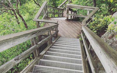 Step into adventure.