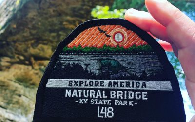 A quick jaunt up to Natural Bridge last weekend.  . . . . . . #NaturalBridgeStatePark #NaturalBridgeKY #NaturalBridge #RedRiverGorge #RRG #Hiking #Camping