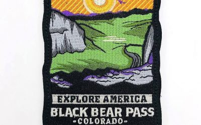 One of the most famous mountain trails in the country, Black Bear Pass. Have you driven it? Patches and shirts available now.  . . . . . #BlackBearPass #Colorado #Offroad #TrailRiding #Overlanding #FJSummit #LandCruiser #FJcruiser #Jeep #JeepWrangler #OurayColorado #SilvertonColorado #TellurideColorado #RockyMountains